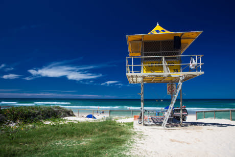 Check out the beautiful Gold Coast beaches