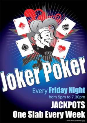 Joker Poker Friday