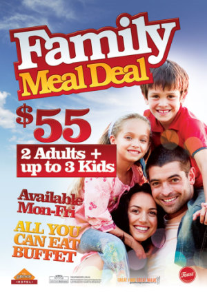 Family Meal Deal