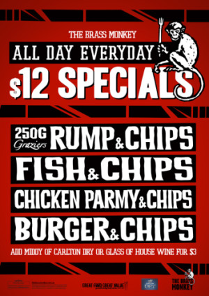 All Day Every Day Specials