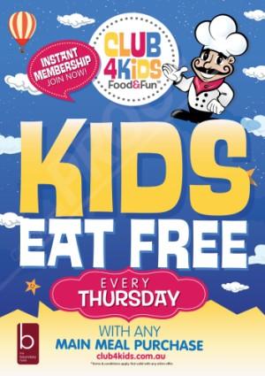 Thursday Kids Eat Free