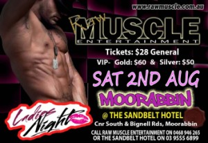 Raw Muscle Entertainment
