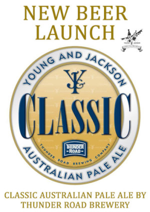 Classic - New Beer Launch