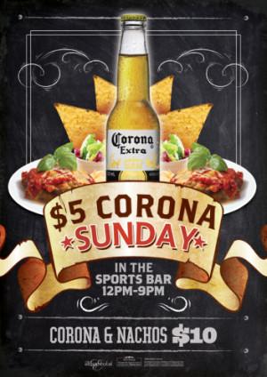Corona & Nacho Special
