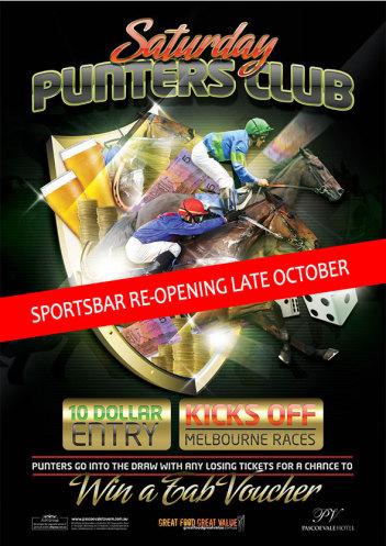 Paco Punters Club